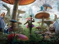 Alice in Wonderland 1024 x 768