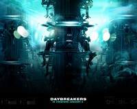 Daybreakers Movie Wallpaper 001