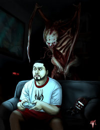 Dead Space In The Dark 1