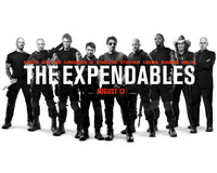 Sylvester Stallone in The Expendables Wallpaper 1 1024